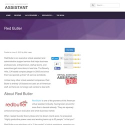 Red Butler Review - Red Butler Virtual Assistant Ratings