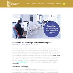 Virtual Office Bangalore -Rainmakers