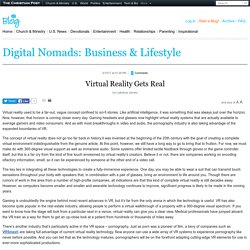 Digital Nomads: Business & Lifestyle