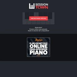 PIANO VIRTUAL #1: El Más Completo [El Mejor Teclado Musical Online]