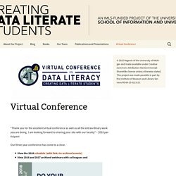 Virtual Conference on Data Literacy
