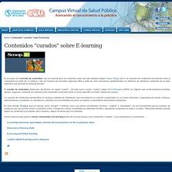 """Campus Virtual de Salud Pública (CVSP/OPS) - Contenidos """"curados"""" sobre E-learning (Curador: Carlota Maldonado)"""