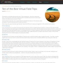 Ten of the Best Virtual Field Trips