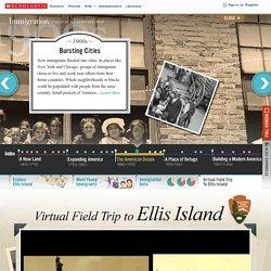 Virtual Field Trip to Ellis Island