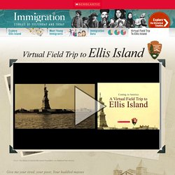 Virtual Field Trip to Ellis Island