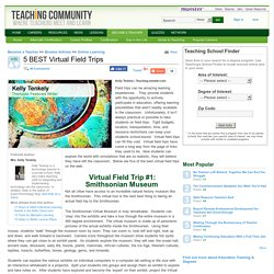 5 BEST Virtual Field Trips