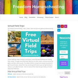 Freedom Homeschooling