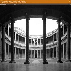 Visita Virtual al Museo de Bellas Artes de Granada. Portal de Museos de Andalucía