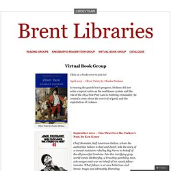 Virtual Book Group « Brent Libraries