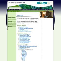 Nixon [Virtual] Library