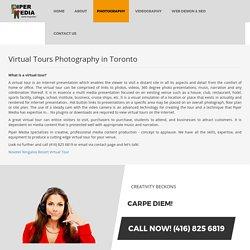Virtual Tour Production Toronto - Piper Media