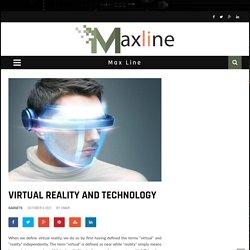 Virtual Reality And Technology