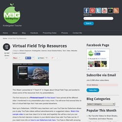 Virtual Field Trip Resources