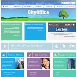 Virtual Office Services & Office Space, Serviced Offices, Virtual Office