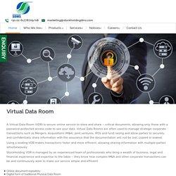 Virtual Data Room in Mumbai