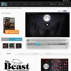The Beast - Virtual FM Synthesis Instrument