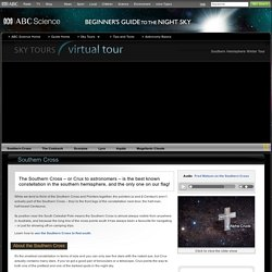 Virtual Tours » Beginner's Guide to the Night Sky (ABC Science)