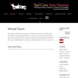 Virtual Tours - Seal Cove Auto Museum