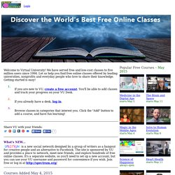 KSURF Knowledge Web: Virtual University Home Page