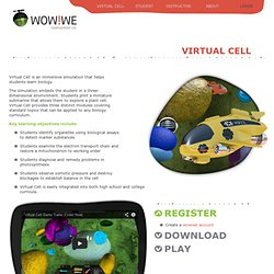 Virtual Cell - WoWiWe Instruction Co.