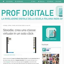 Stoodle, crea una classe virtuale in un solo click