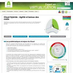 Expert en Virtualisation VMware/Notre approche du Cloud Hybride