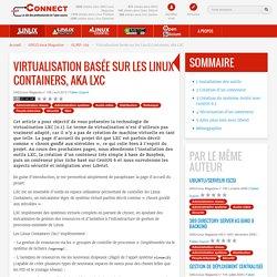 Virtualisation basée sur les LinuX Containers, akaLXC / GLMF-159