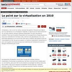 Définition de la virtualisation