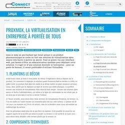 Proxmox, la virtualisation en entreprise à portée de tous / LPEHS-001 / Linux Essentiel