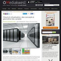 Cloud et virtualisation, des concepts à géométrie très variable