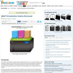 QNAP Virtualization Station Reviewed
