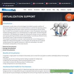 Virtualization Technology Support