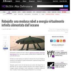 Robojelly: una medusa robot a energia virtualmente infinita alimentata dall'oceano