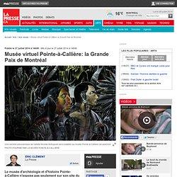 Musée virtuel Pointe-à-Callière: la Grande Paix de Montréal