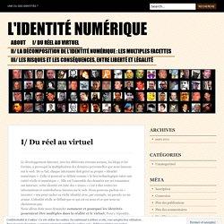 L'identité numérique