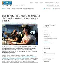 Réalité virtuelle et réalité augmentée : le chemin parcouru et ce qui nous attend
