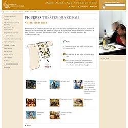 Visite virtuelle - Fundació Gala - Salvador Dalí