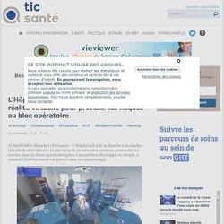 L'Hôpital privé de la Manche utilise la réalité virtuelle pour prévenir les risques au bloc opératoire