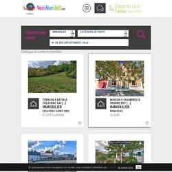 Visites Virtuelles pour le Secteur de l'Immobilier : Maisons et Appartements - Voici Mon 360