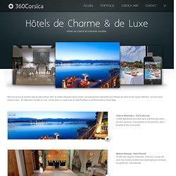 360 Corsica - Visites Virtuelles immersives et panoramas 360° de la Corse
