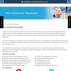 VirtueMart Customization India