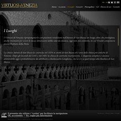 Virtuosi di Venezia - Orchestra da Camera di San Marco