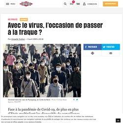 (9) Avec le virus, l'occasion depasser àlatraque?