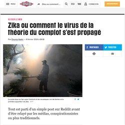 Zika ou comment le virus de la théorie du complot s'est propagé