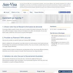 Aus-Visa.org - Comment obtenir un Visa pour l'Australie