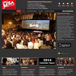 Visa pour l'Image Perpignan 2014