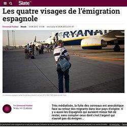 Les quatre visages de l'émigration espagnole
