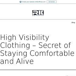 Buy High Visibility Safety Vests
