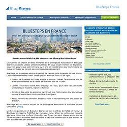 Rendez-vous visible à 6.000 chasseurs de têtes - BlueSteps en France