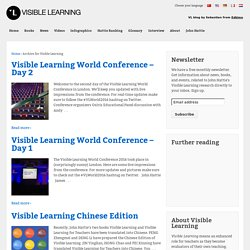 Visible Learning Archives